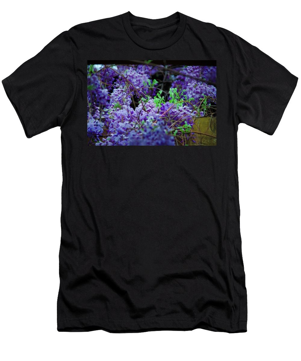 Spring Men's T-Shirt (Athletic Fit) featuring the photograph Spring Series #07 by John Diebolt