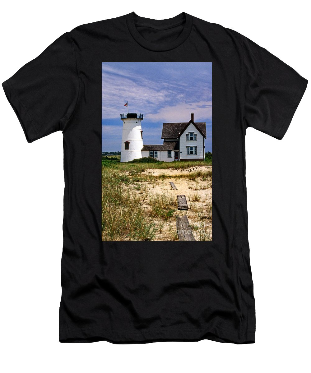 Stage Harbor Lighthouse T-Shirts