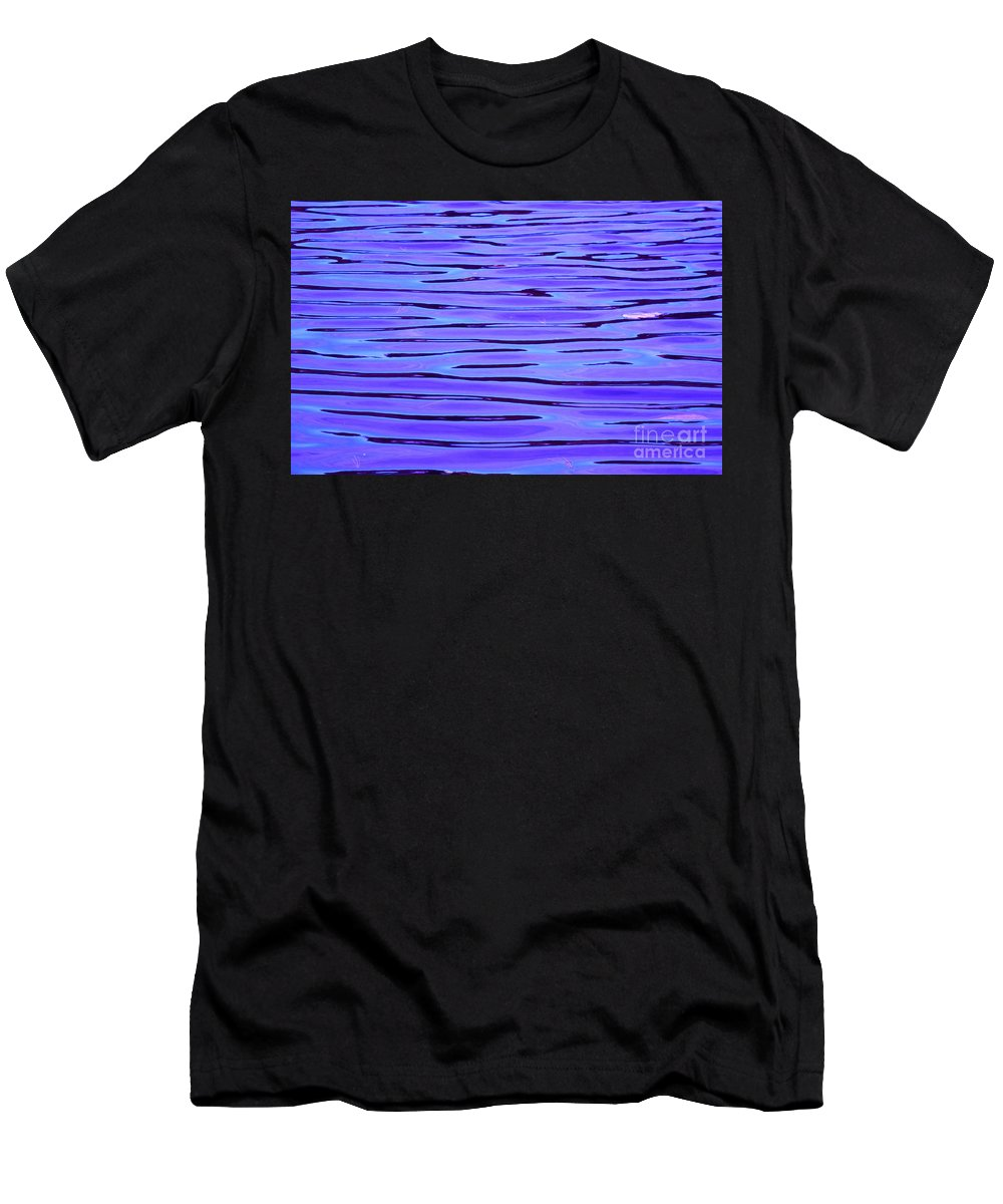 Water Men's T-Shirt (Athletic Fit) featuring the photograph Still Waters by Sybil Staples