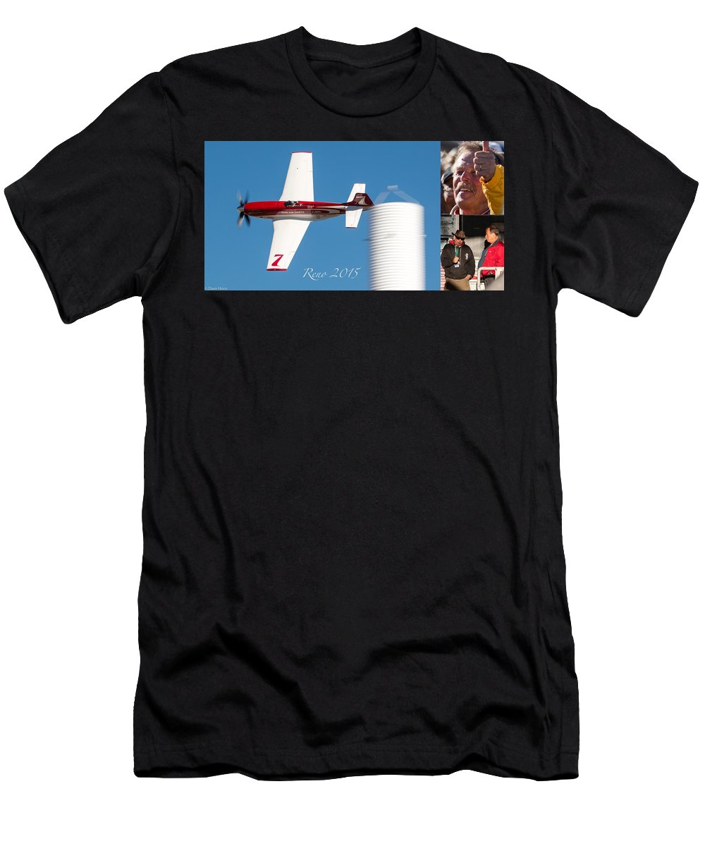 Strega Men's T-Shirt (Athletic Fit) featuring the photograph Strega 2015 by David Horn