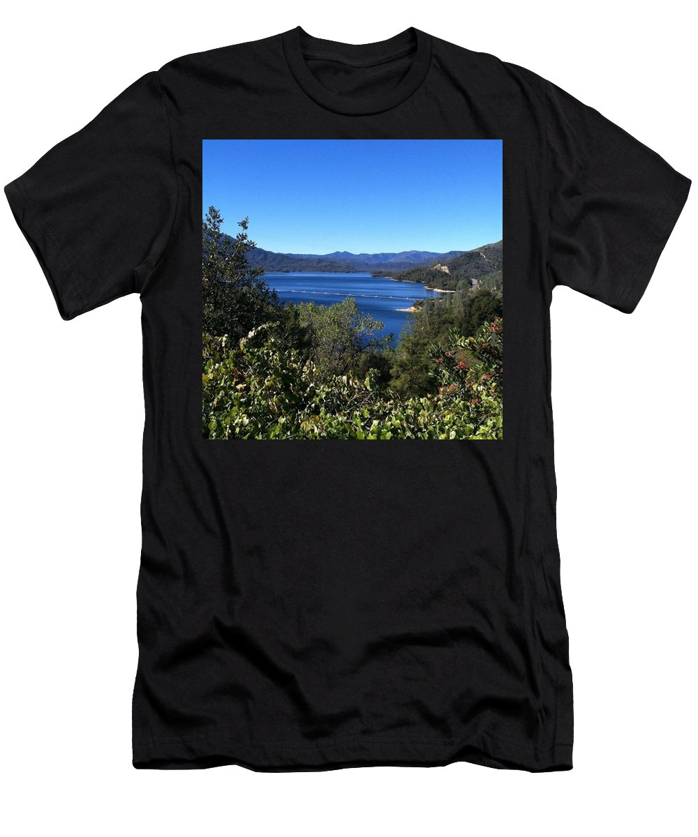California T-Shirt featuring the photograph Such A Beautiful Fall Day In by Jennifer Beaudet