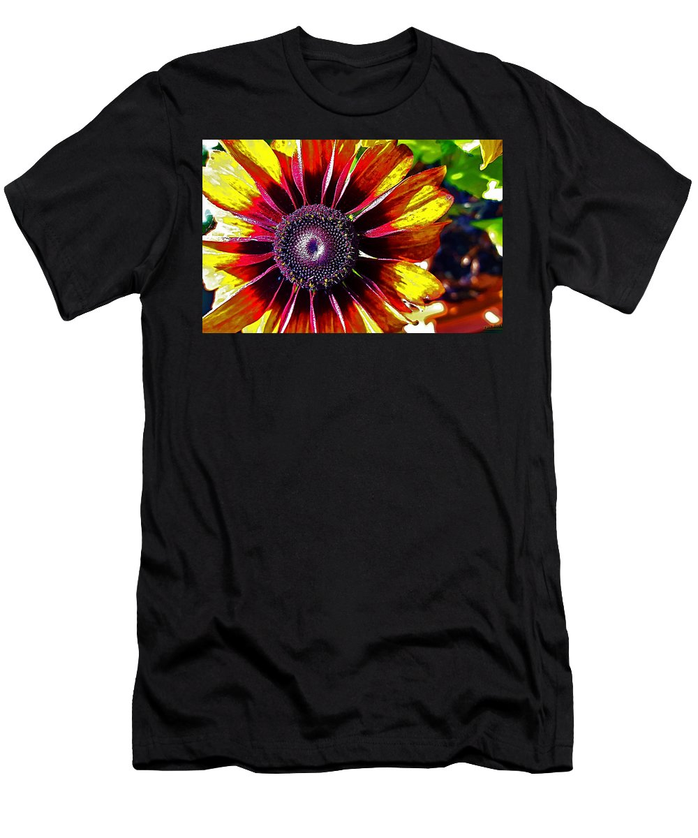 Summer Men's T-Shirt (Athletic Fit) featuring the photograph Summer by Phil Haultain