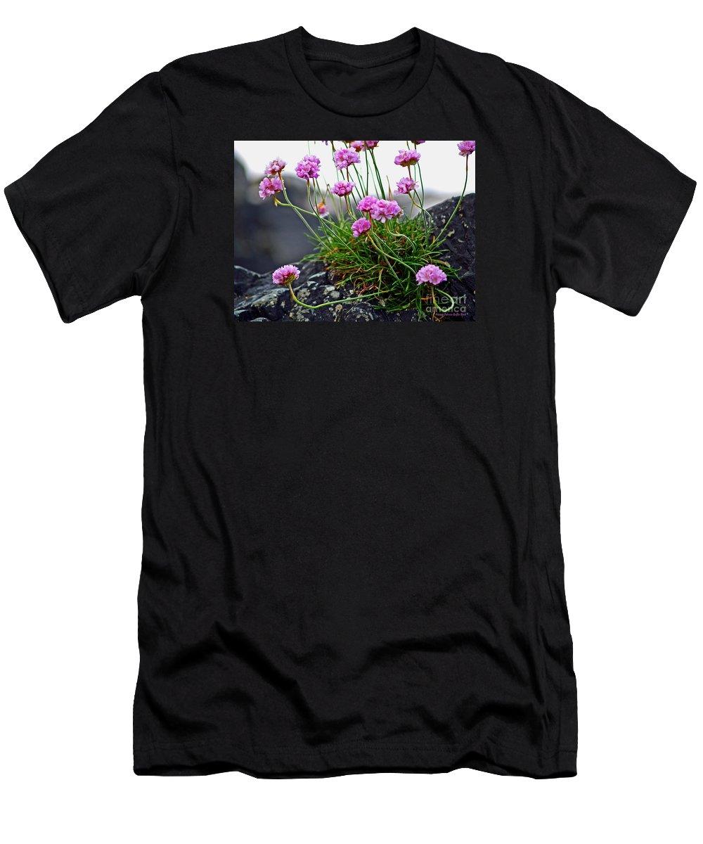 Fine Art Photography Men's T-Shirt (Athletic Fit) featuring the photograph Survival Of The Fittest by Patricia Griffin Brett