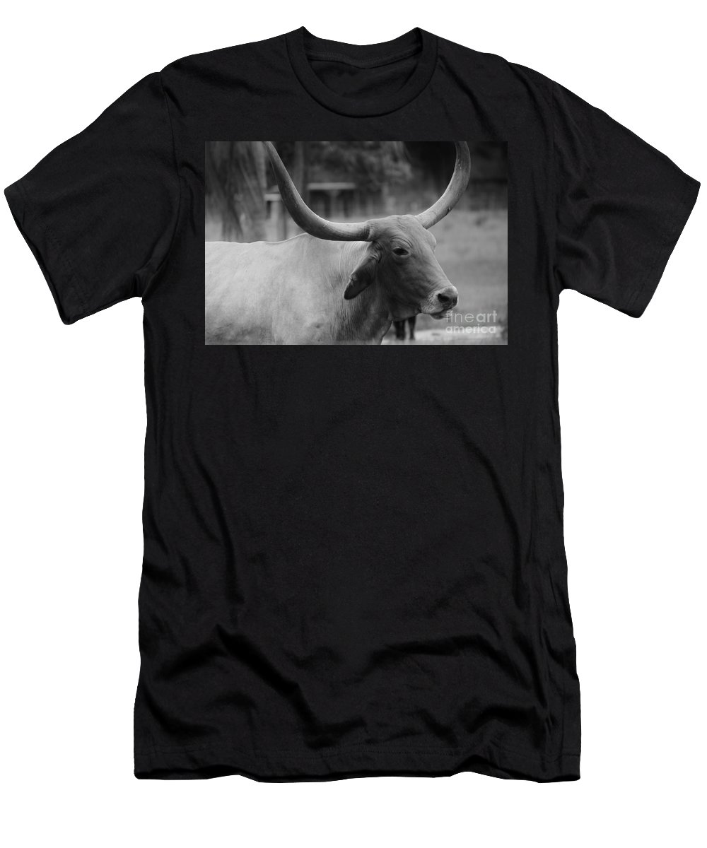 Kerisart Men's T-Shirt (Athletic Fit) featuring the photograph Tango Dancer by Keri West