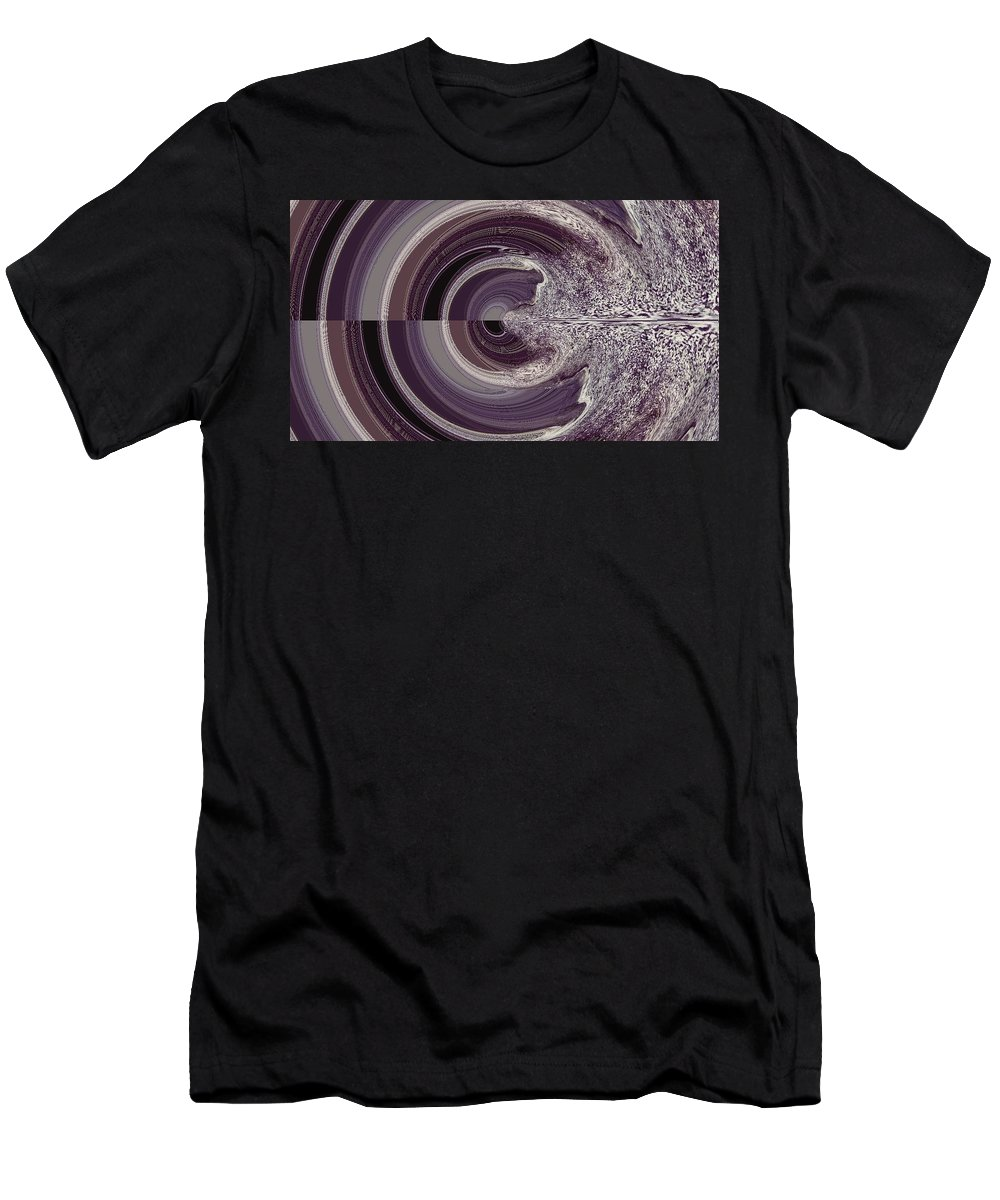 Digital Men's T-Shirt (Athletic Fit) featuring the digital art The Calm Before The Storm by Shanhan Truitt-Roos