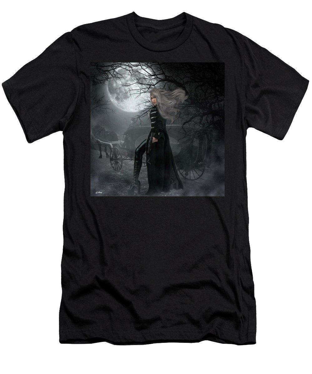 Undertaker Mixed Media T-Shirts