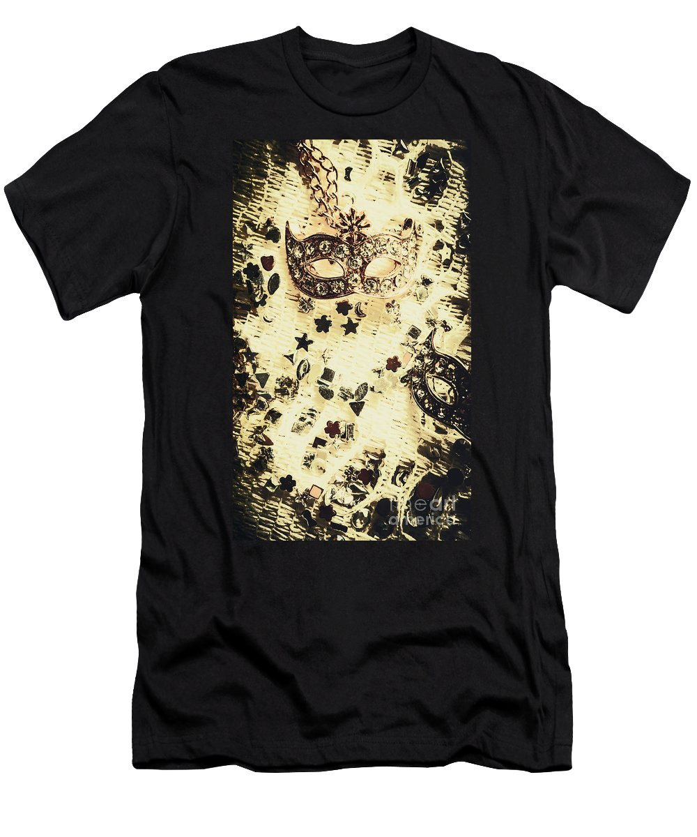 Theater T-Shirt featuring the photograph Theater Fun Art by Jorgo Photography - Wall Art Gallery