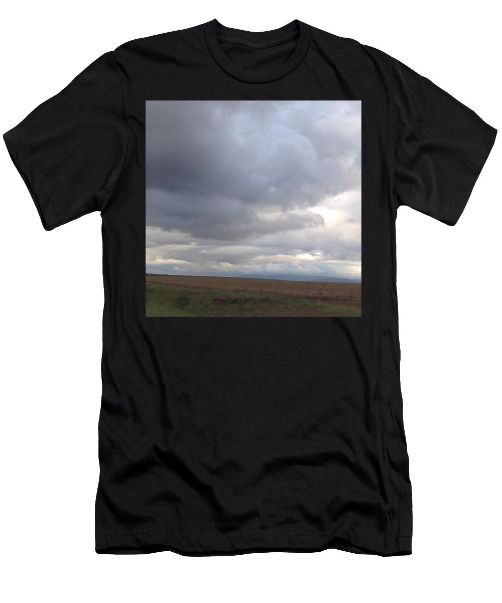 Clouds T-Shirt featuring the photograph Cloudy Moods by Gypsy Heart