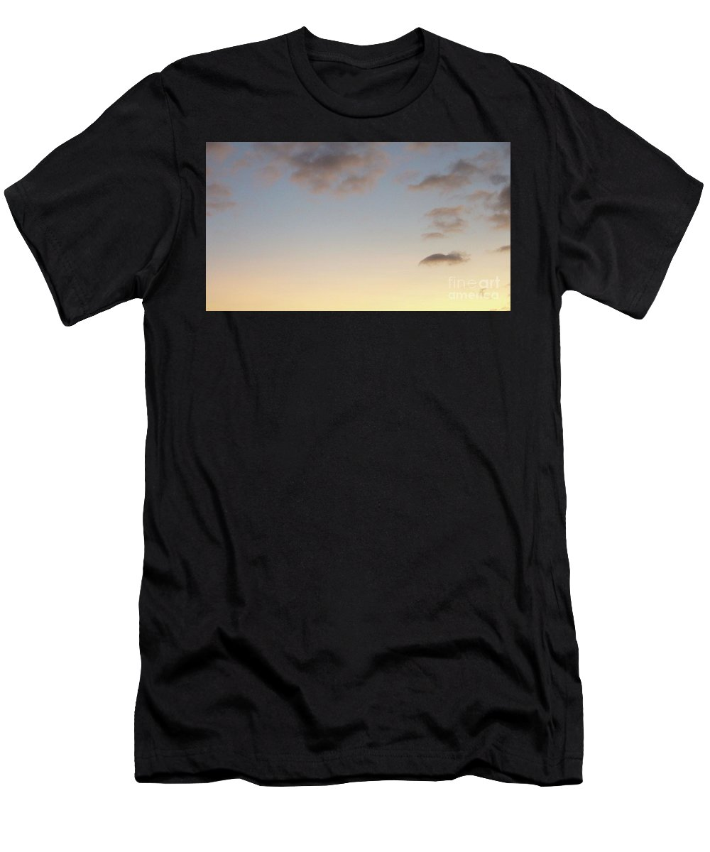 Sunrise Men's T-Shirt (Athletic Fit) featuring the photograph This Is Your Day by Leonore VanScheidt