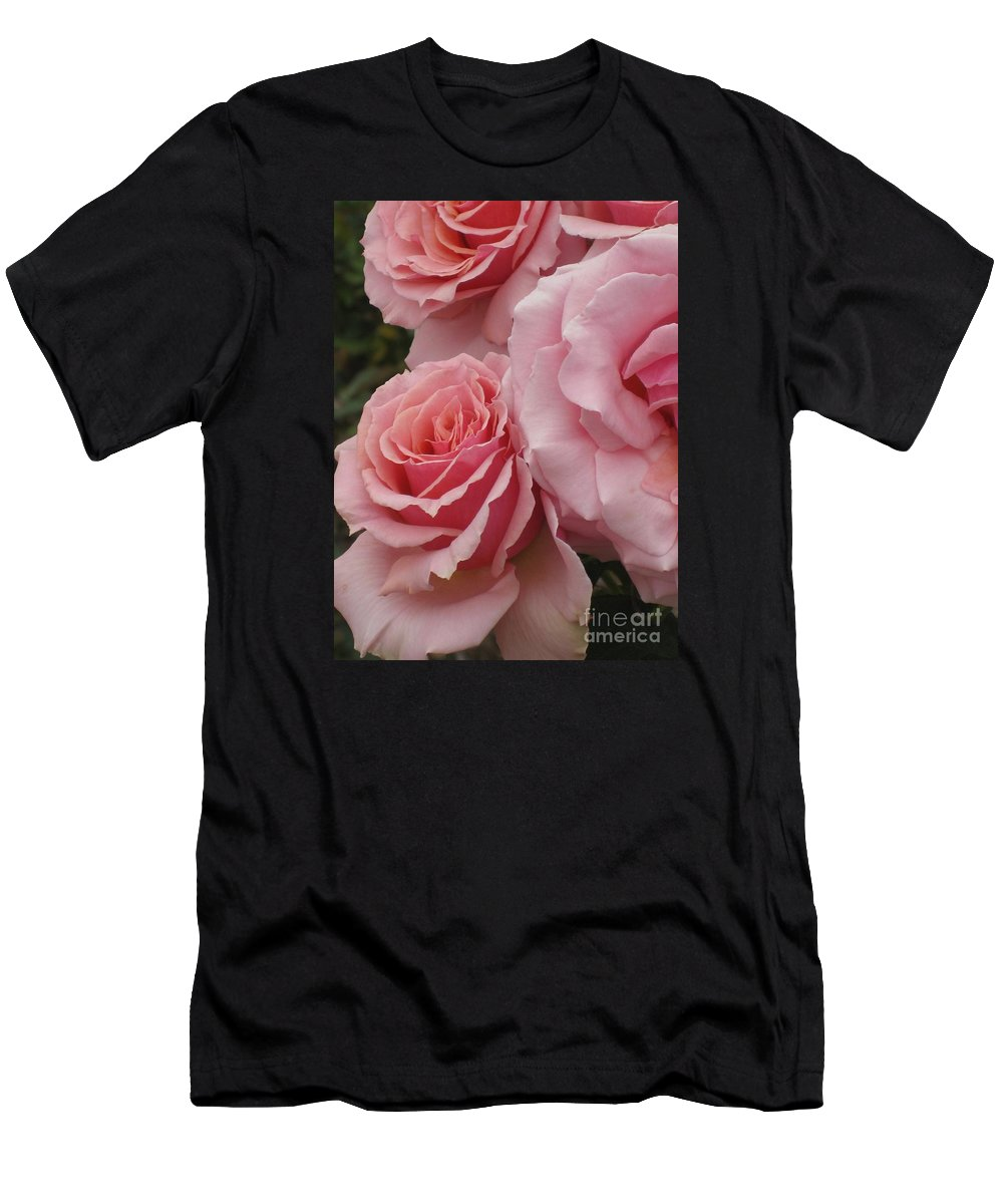 Tournament Of Roses Men's T-Shirt (Athletic Fit) featuring the photograph Tournament Of Roses by Marta Robin Gaughen