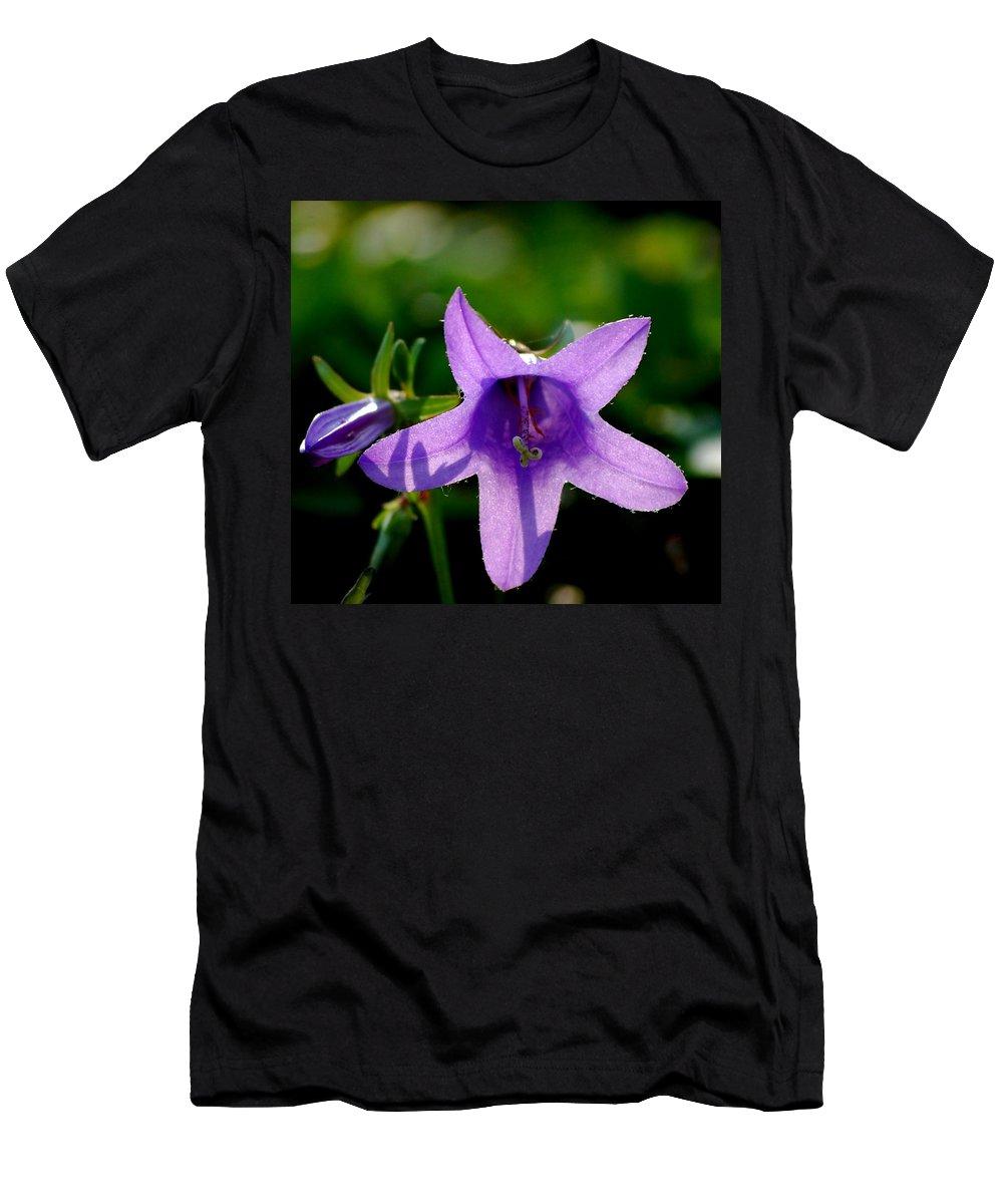 Digital Photography T-Shirt featuring the digital art Translucent by David Lane