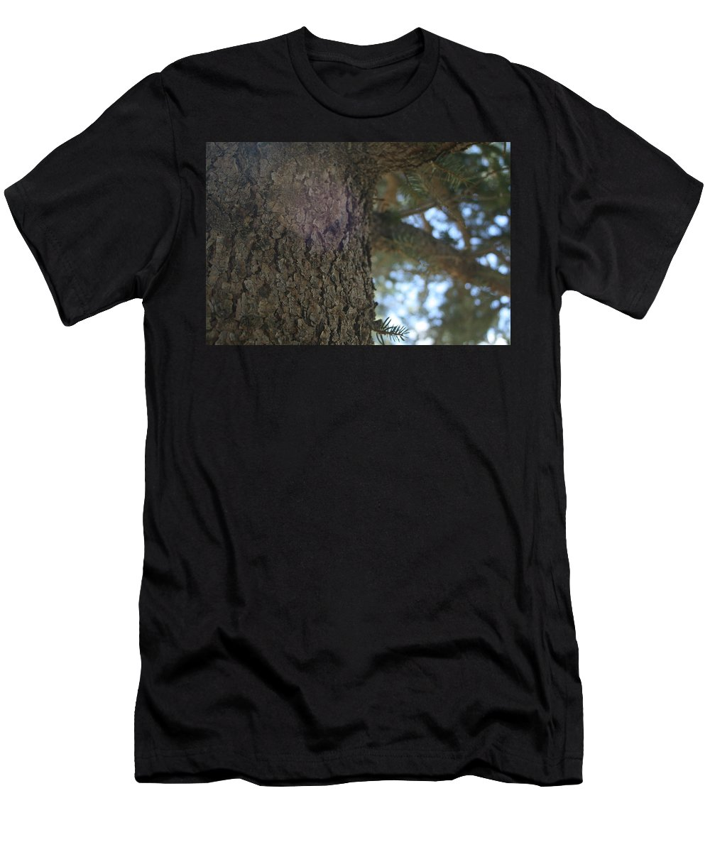 Tree Men's T-Shirt (Athletic Fit) featuring the photograph Tree by Ashlyn Yates