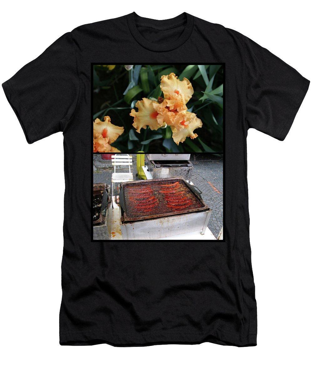 Trinity Men's T-Shirt (Athletic Fit) featuring the photograph Trinity by James W Johnson