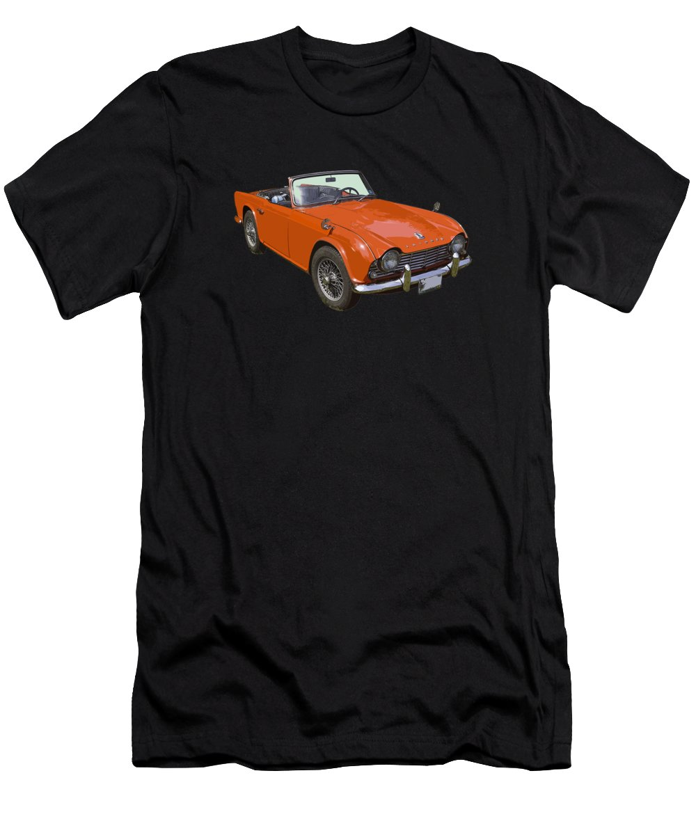 Wire Wheel T-Shirts