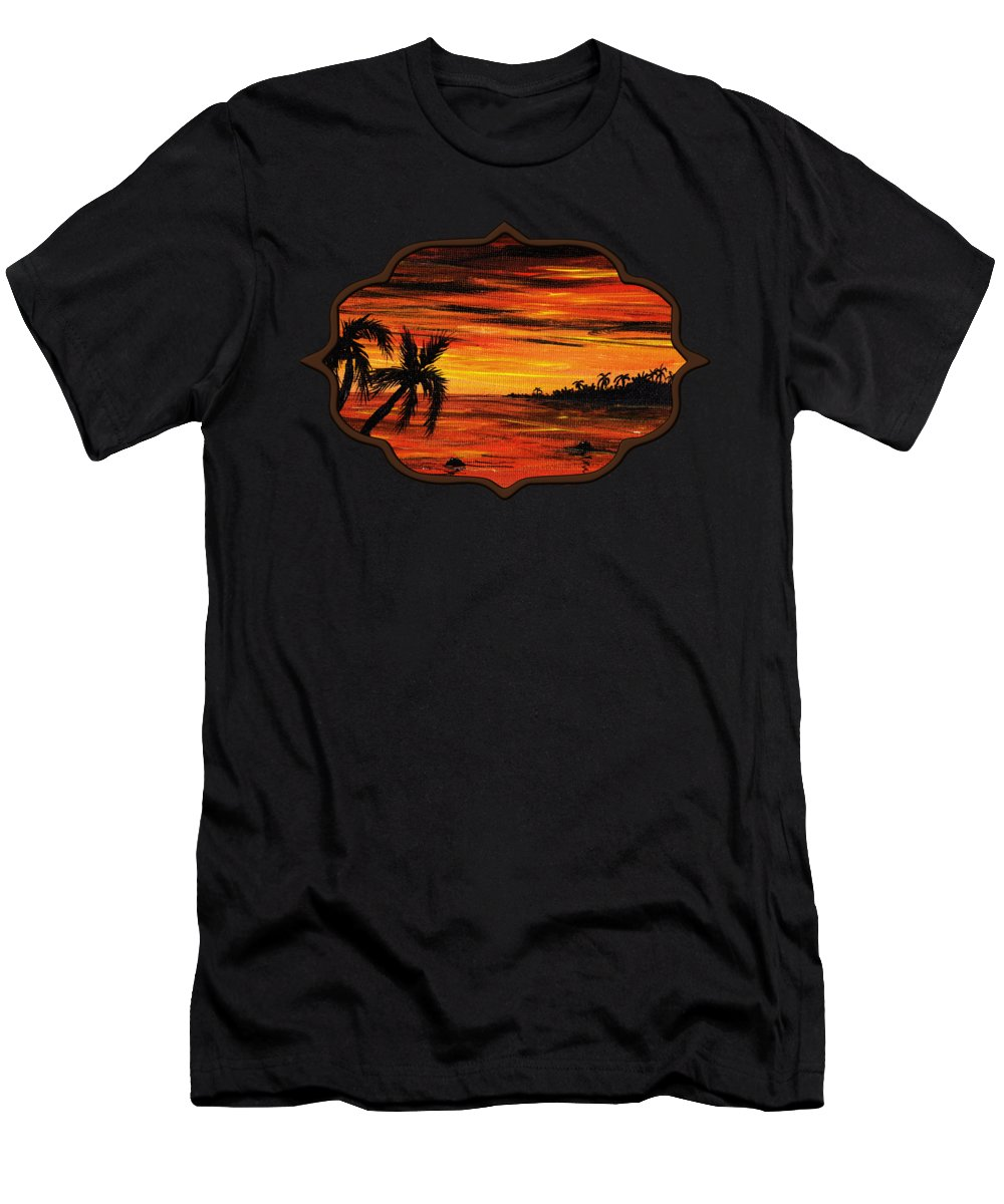 Big Island Paintings T-Shirts