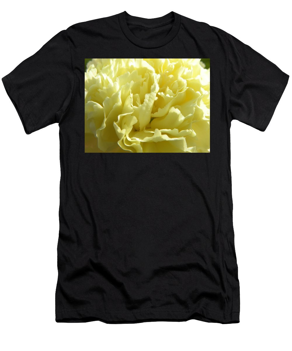 Nature Men's T-Shirt (Athletic Fit) featuring the photograph Waves Of Light by Shannon Turek