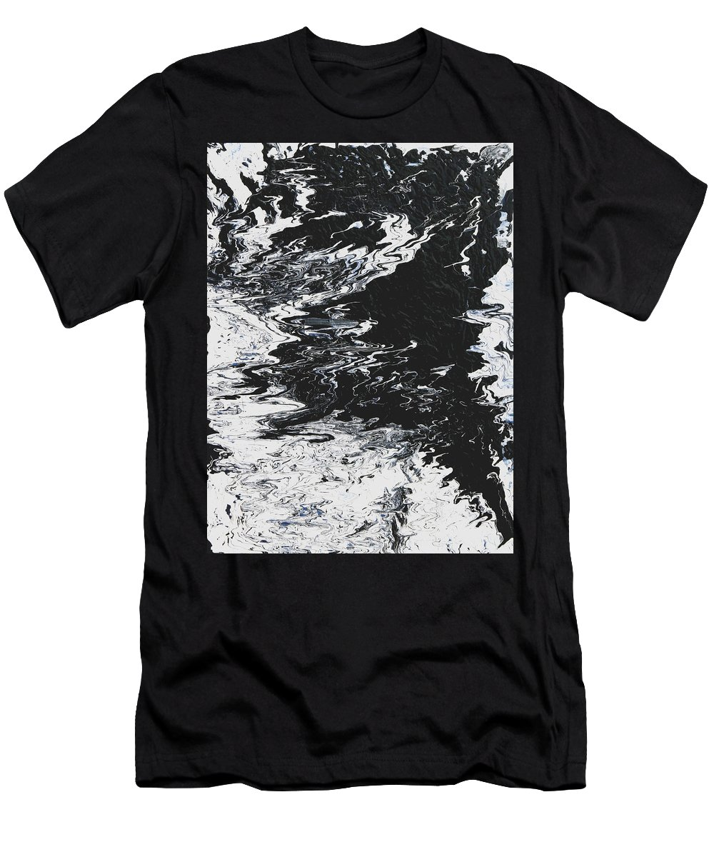 Fusionart Men's T-Shirt (Athletic Fit) featuring the painting Victory by Ralph White