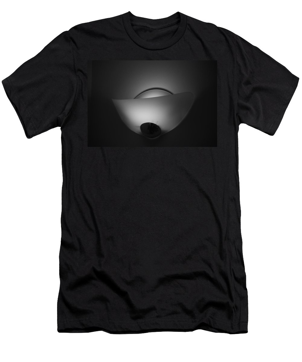 Light Men's T-Shirt (Athletic Fit) featuring the photograph Wall Light by Rob Hans