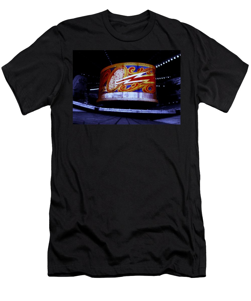 Waltzer Men's T-Shirt (Athletic Fit) featuring the photograph Waltzer by Charles Stuart