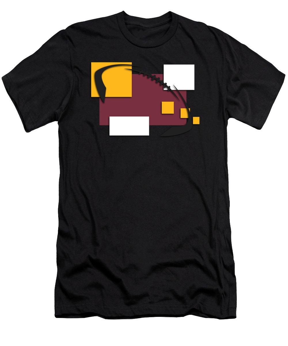 c942ba9c Washington Redskins Abstract Shirt Men's T-Shirt (Athletic Fit)