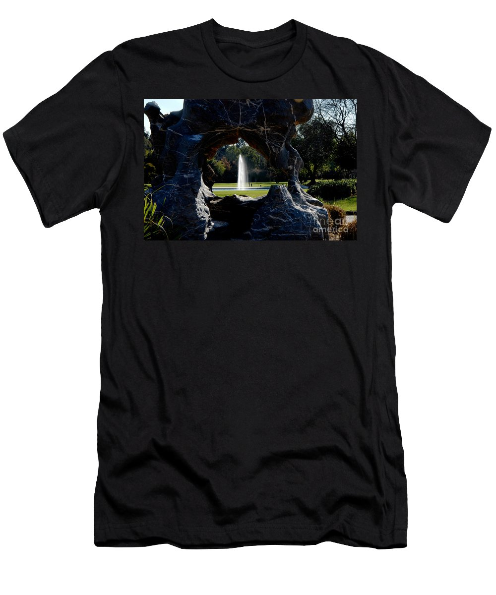 Clay T-Shirt featuring the photograph Water View by Clayton Bruster
