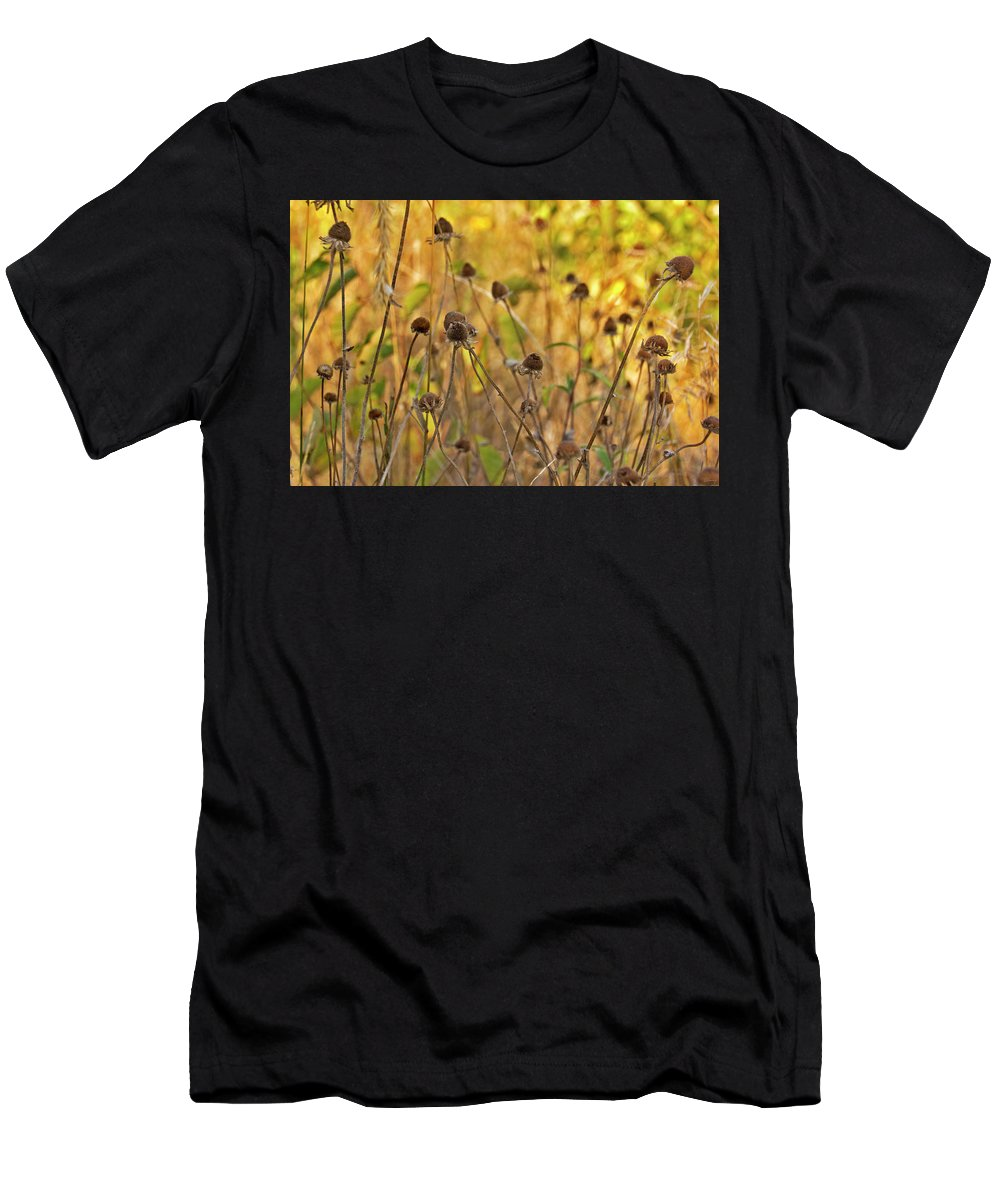 Die Men's T-Shirt (Athletic Fit) featuring the photograph We Die Together by Brian Kenney