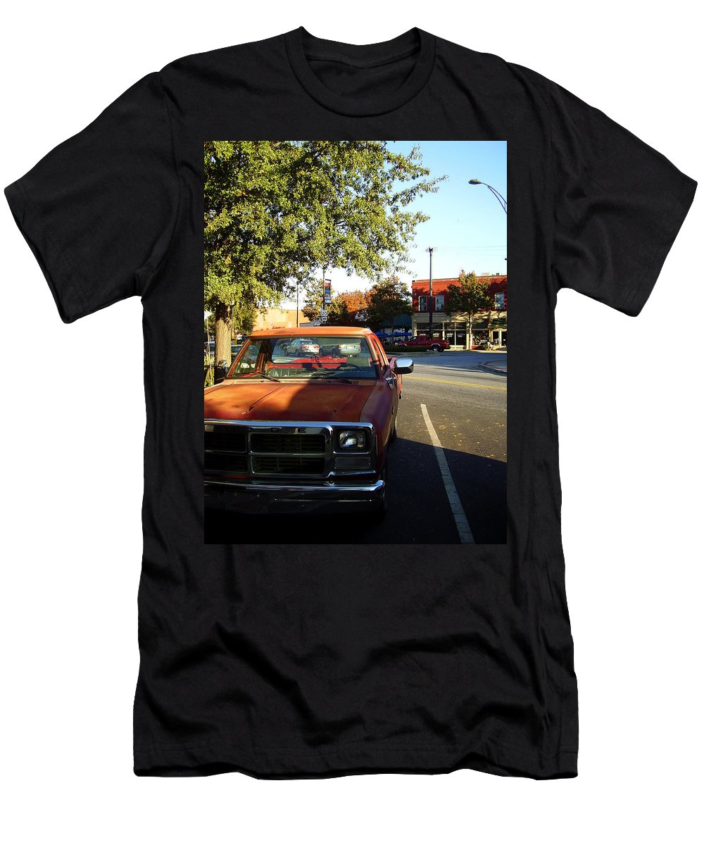 West End Men's T-Shirt (Athletic Fit) featuring the photograph West End by Flavia Westerwelle