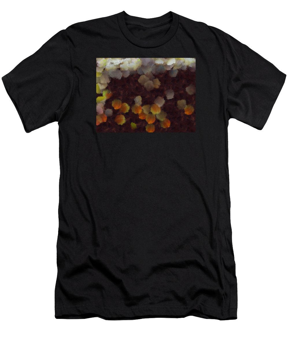 Abstract Men's T-Shirt (Athletic Fit) featuring the photograph Wild Imagination by Ashish Agarwal