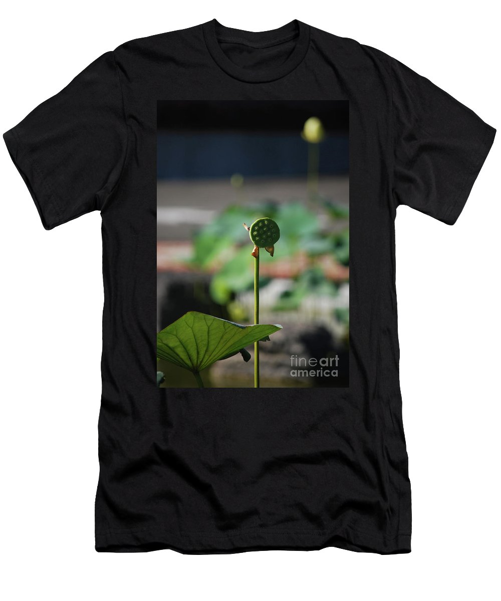 Men's T-Shirt (Athletic Fit) featuring the photograph Without Protection Number Two by Heather Kirk