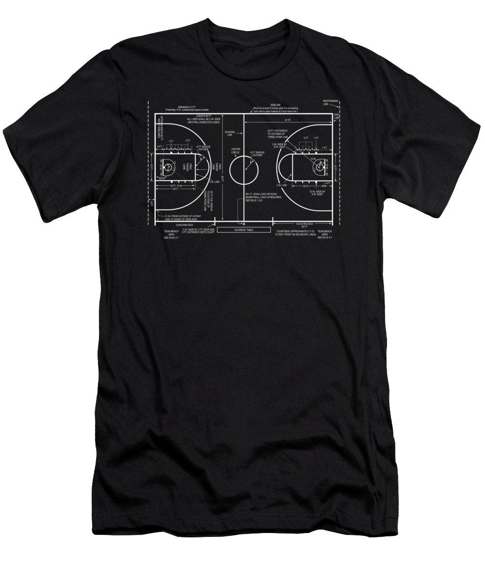 Nba All-star Digital Art T-Shirts
