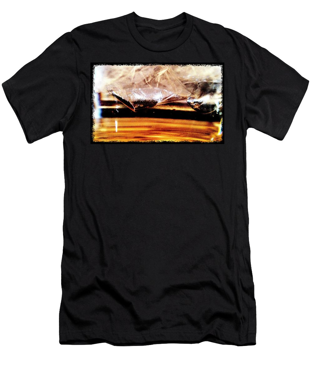 Abstract T-Shirt featuring the photograph Chillin' by Andres Cavazos