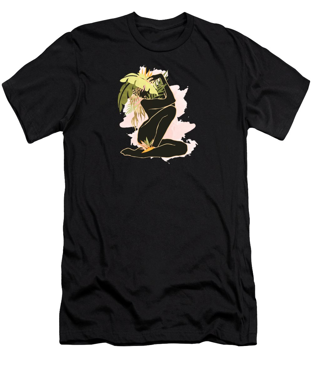Tropical Plant T-Shirts