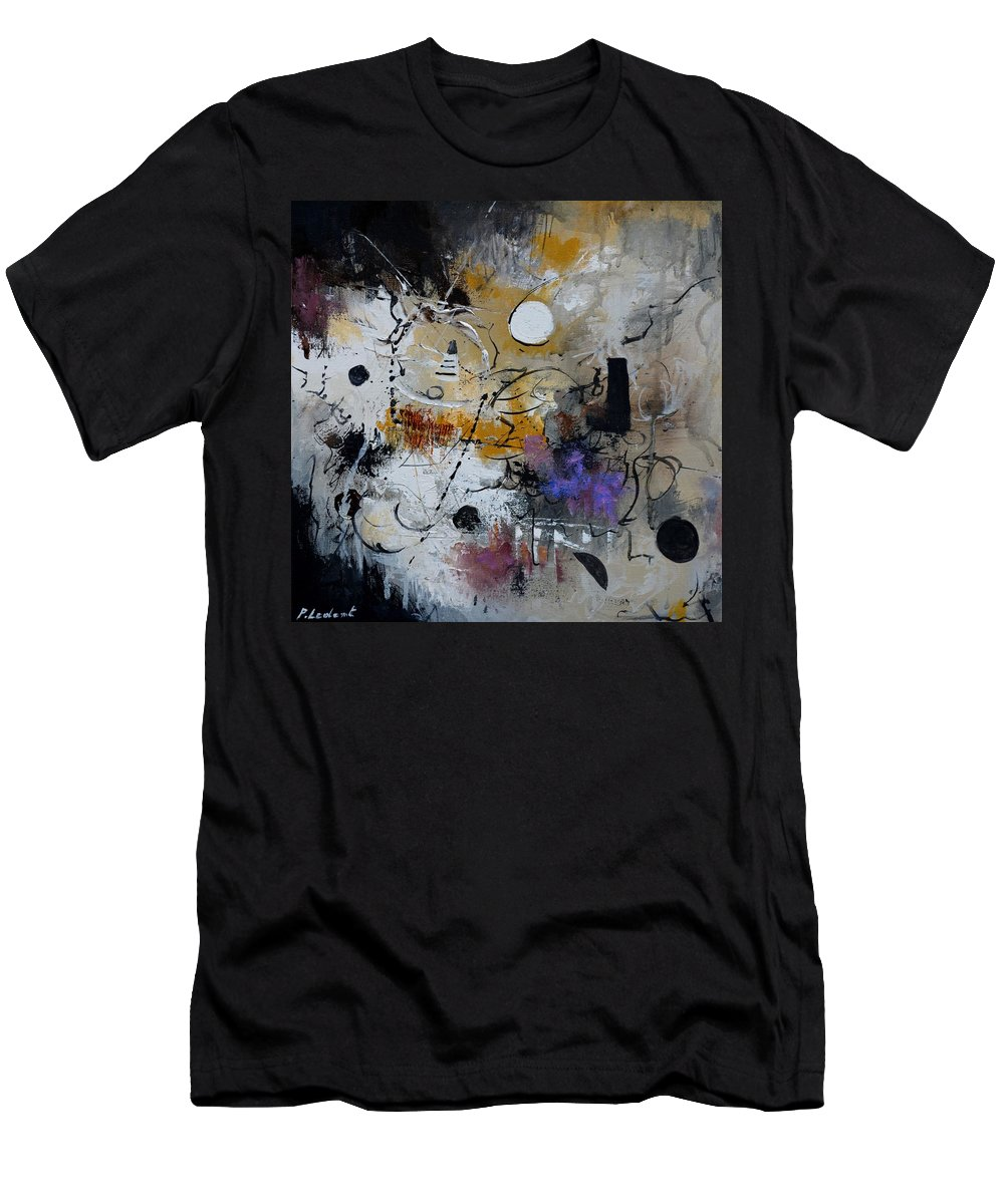 Abstract T-Shirt featuring the painting Hamilcar s strategy by Pol Ledent