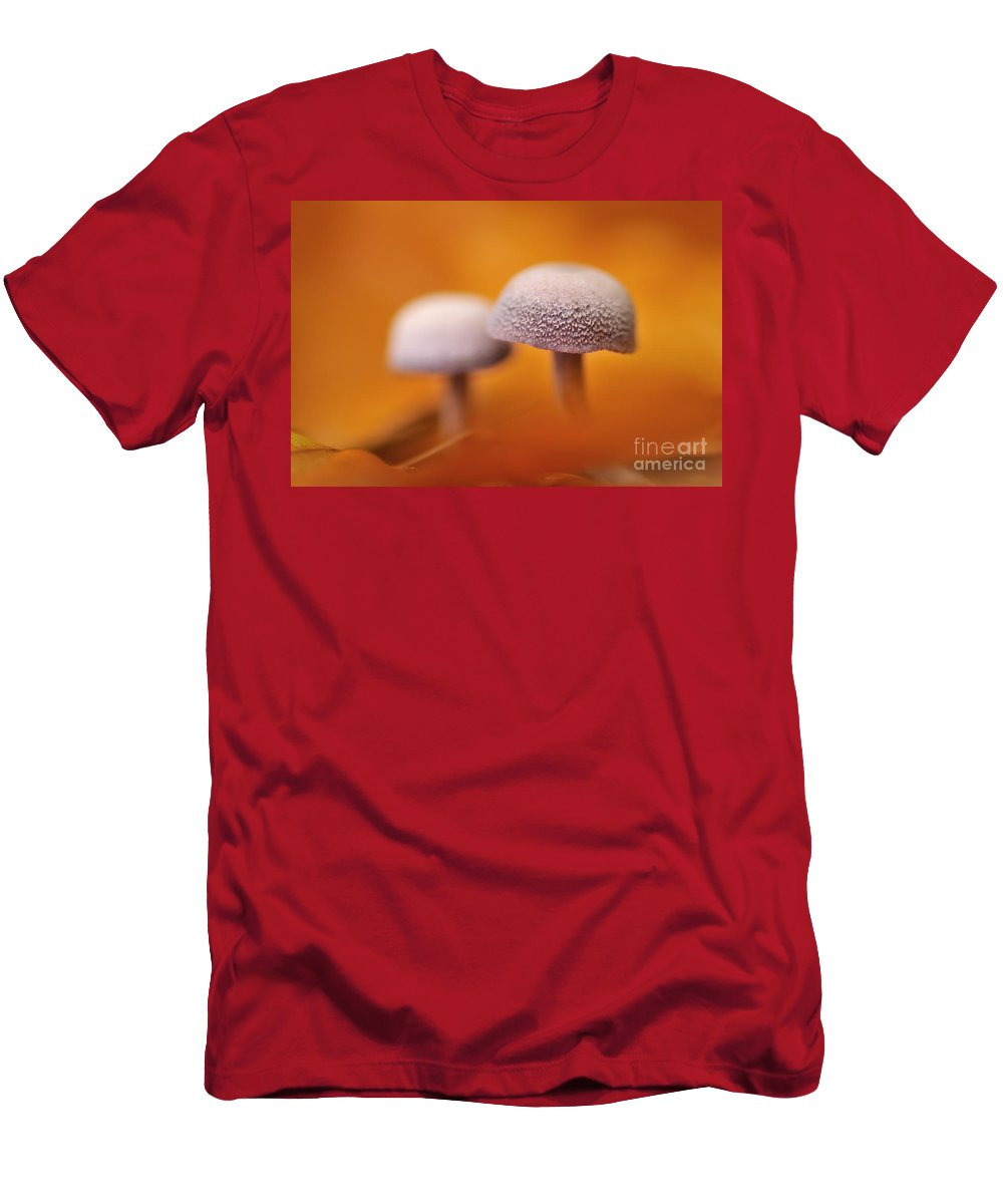 Amethyst Deceiver Men's T-Shirt (Athletic Fit) featuring the photograph 120118p035 by Arterra Picture Library