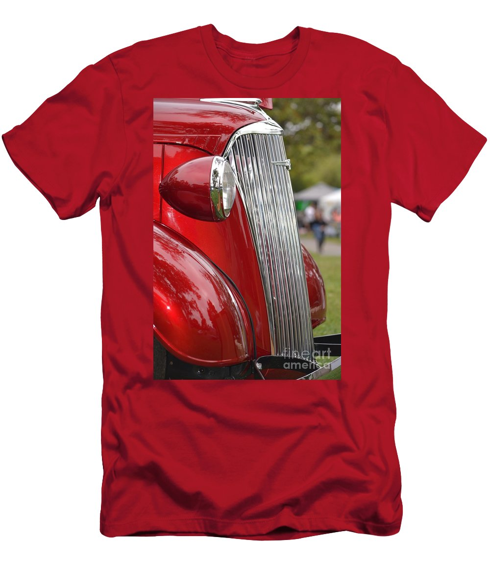 Men's T-Shirt (Athletic Fit) featuring the photograph Chevrolet Pickup by Dean Ferreira