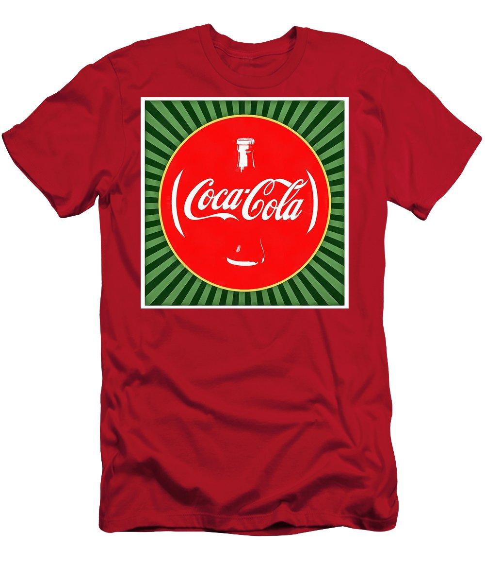 Soda Pop Mixed Media T-Shirts