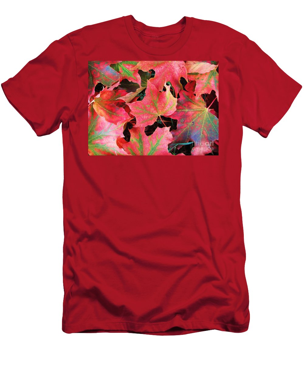 Don't Leave Men's T-Shirt (Athletic Fit) featuring the photograph Don't Leave by Martin Howard