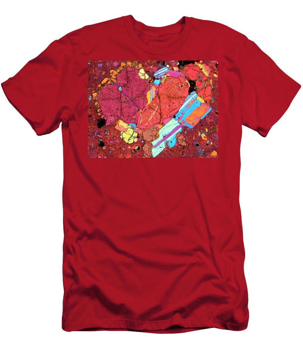 Aesthetic Men's T-Shirt (Athletic Fit) featuring the photograph Heart Of Lipari - 2 by Bernardo Cesare