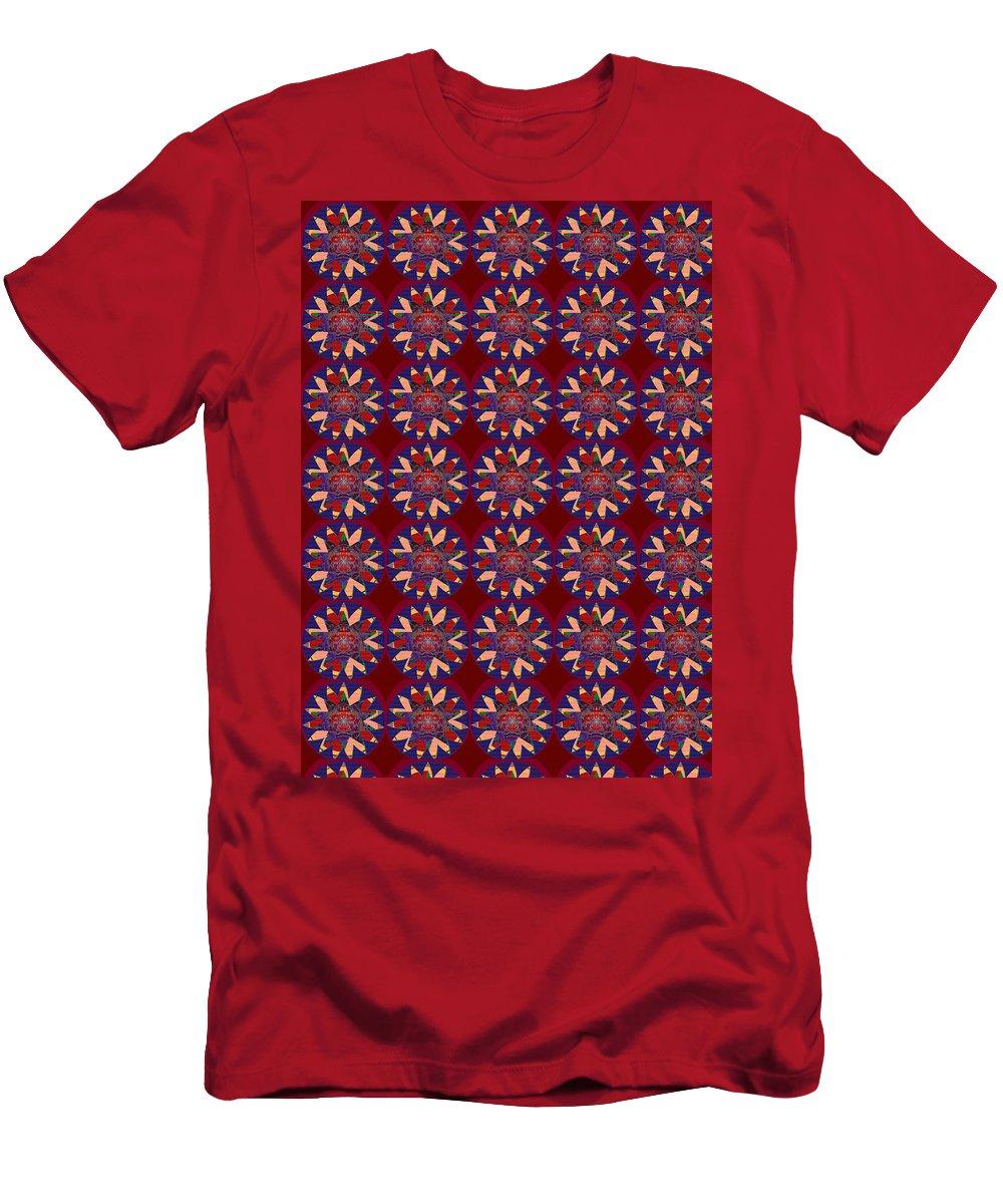 Sun Men's T-Shirt (Athletic Fit) featuring the mixed media Sun Chakra Energy Light For Bight Open Spaces Digital Graphic Signature  Art Navinjoshi Artist Cr by Navin Joshi