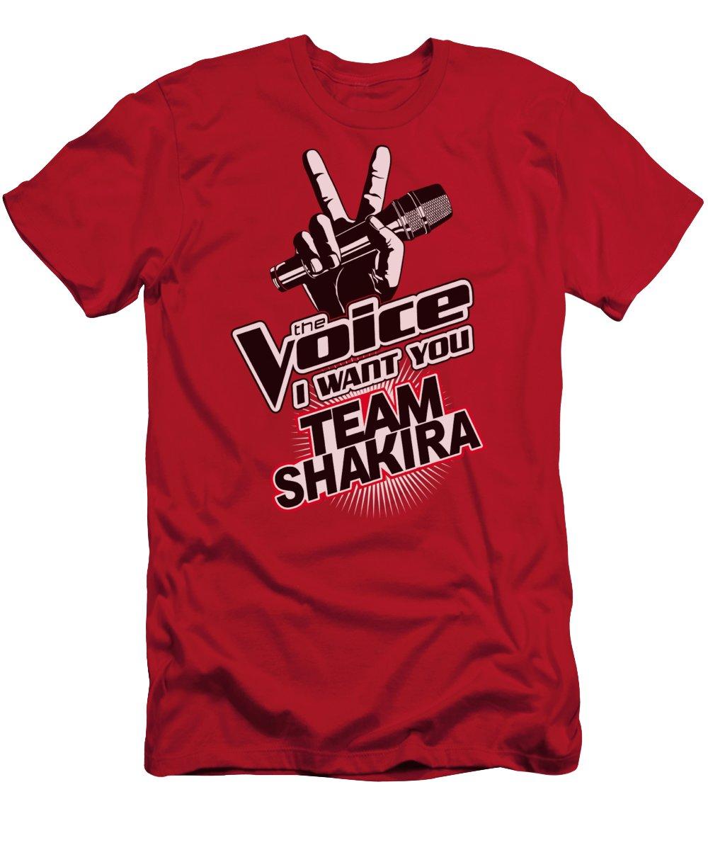 Shakira T-Shirts