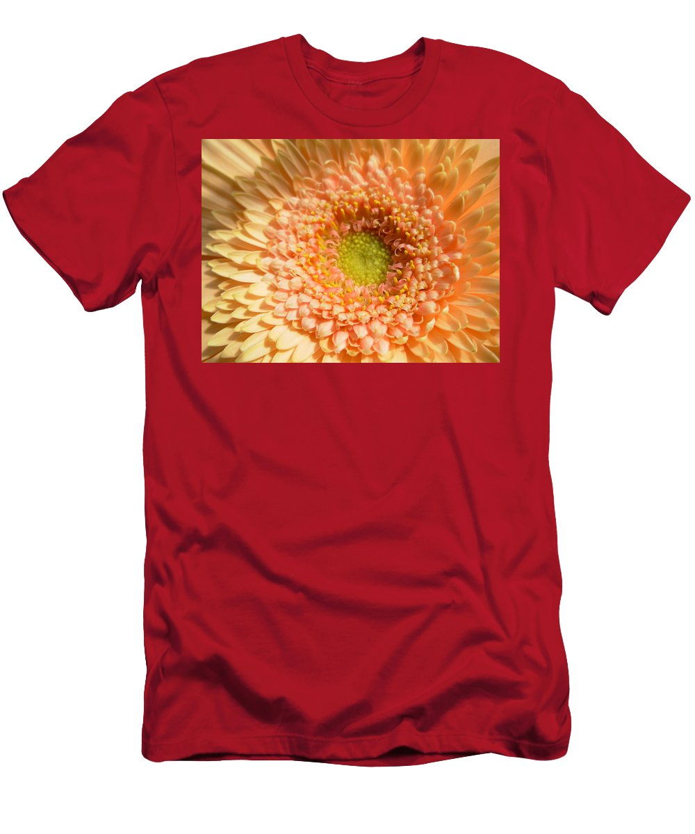 Gerbera Photographs Men's T-Shirt (Athletic Fit) featuring the photograph 1231 by Kimberlie Gerner