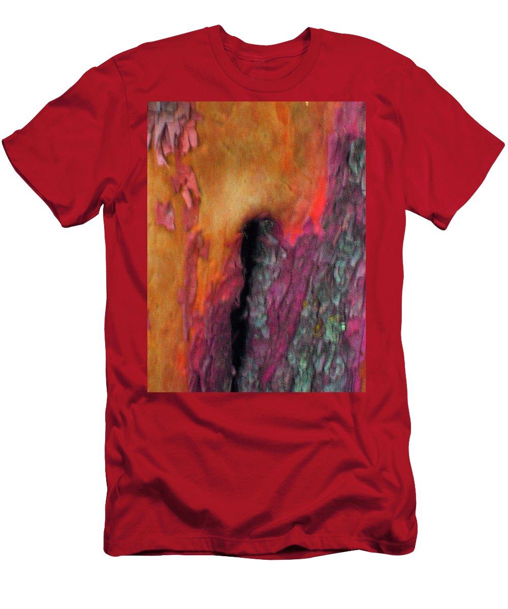 Nature Men's T-Shirt (Athletic Fit) featuring the digital art Awaken by Richard Laeton