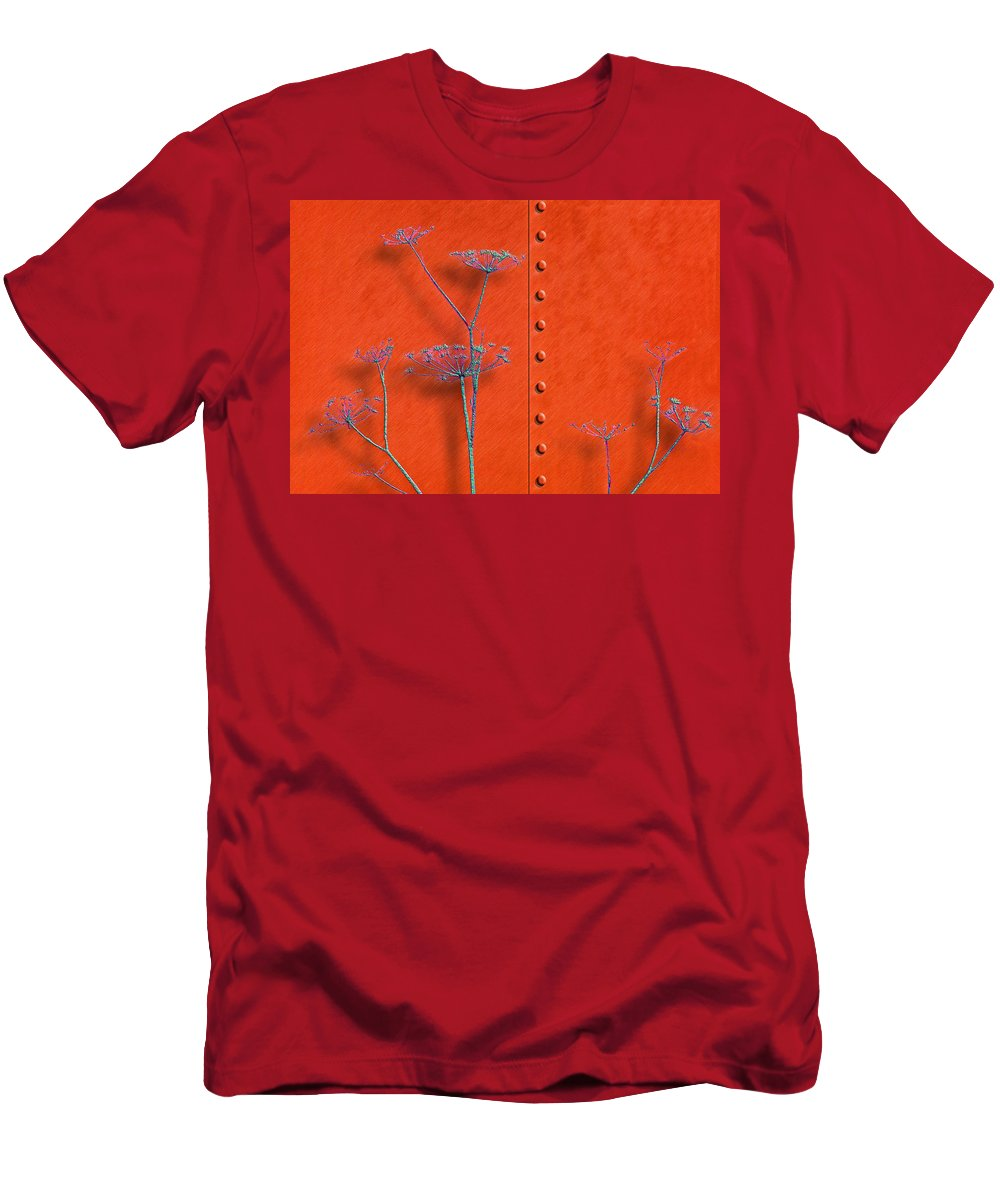Photography Men's T-Shirt (Athletic Fit) featuring the photograph Box Car by Paul Wear