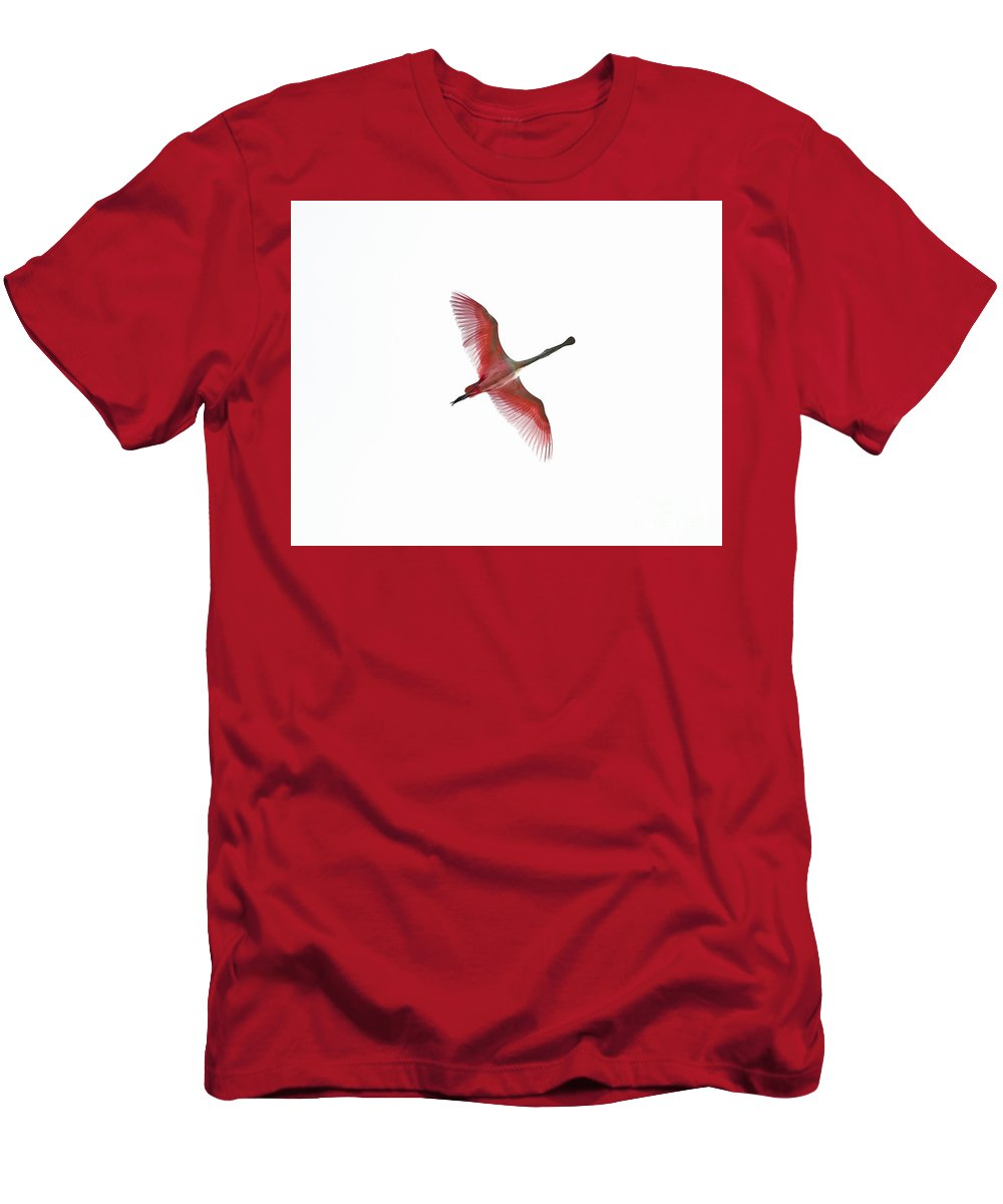 Men's T-Shirt (Athletic Fit) featuring the photograph 4643 by Don Solari