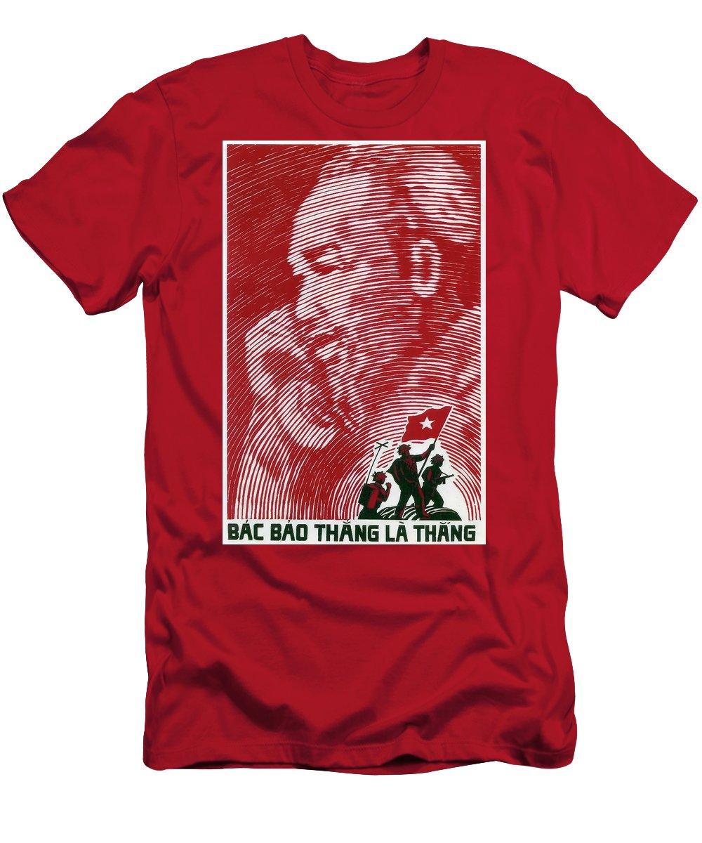 Bao Thang Is Beauty - Vietnam War Era Men's T-Shirt (Athletic Fit)
