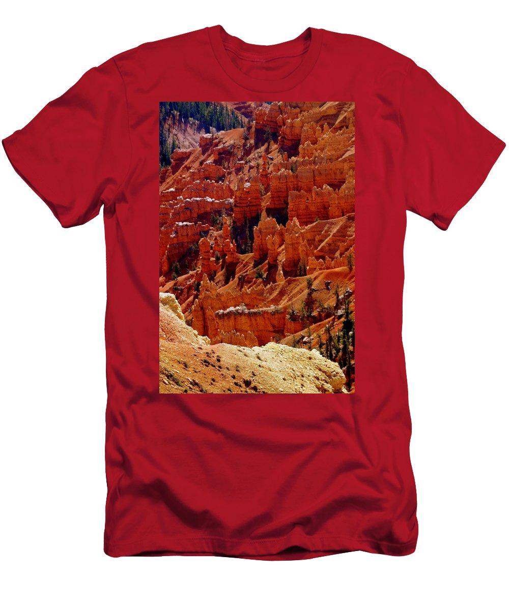 Cedar Breaks Men's T-Shirt (Athletic Fit) featuring the photograph Cedar Breaks 3 by Marty Koch