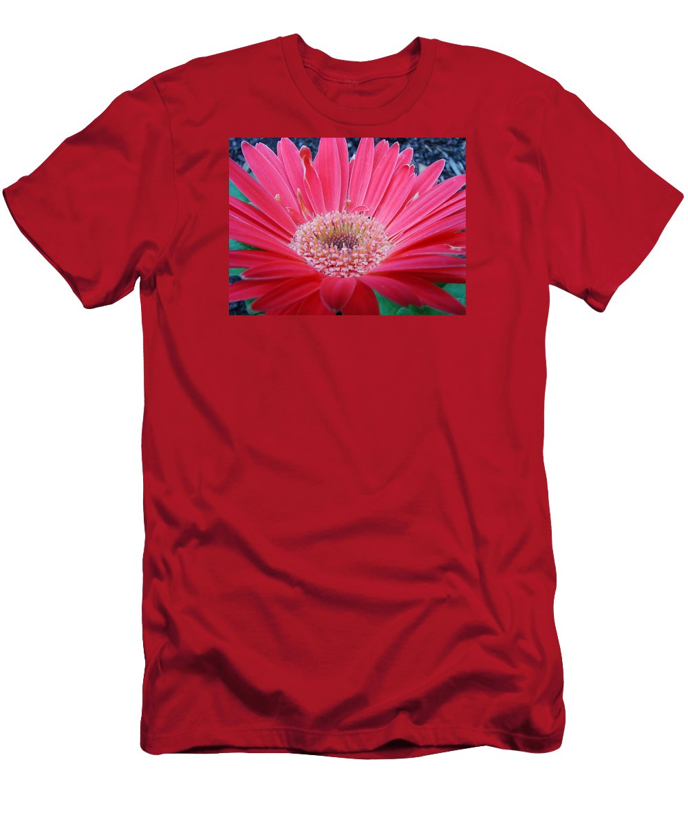 Floral Men's T-Shirt (Athletic Fit) featuring the photograph Dancing Ballerinas by Mary Halpin