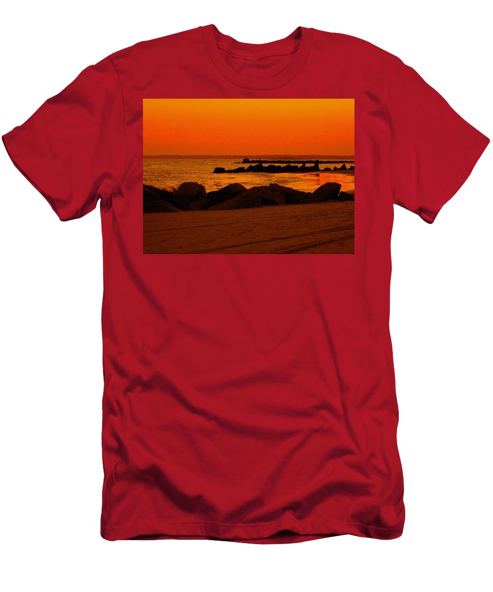 Landscape T-Shirt featuring the photograph Desert Skies by Kendall Eutemey