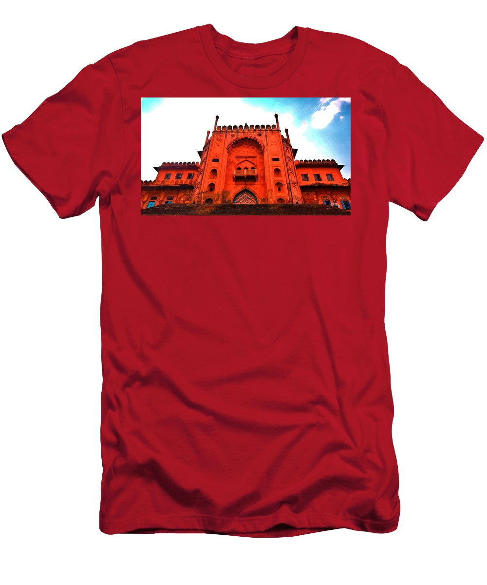Architecture T-Shirt featuring the photograph #Entrance Gate by Aakash Pandit