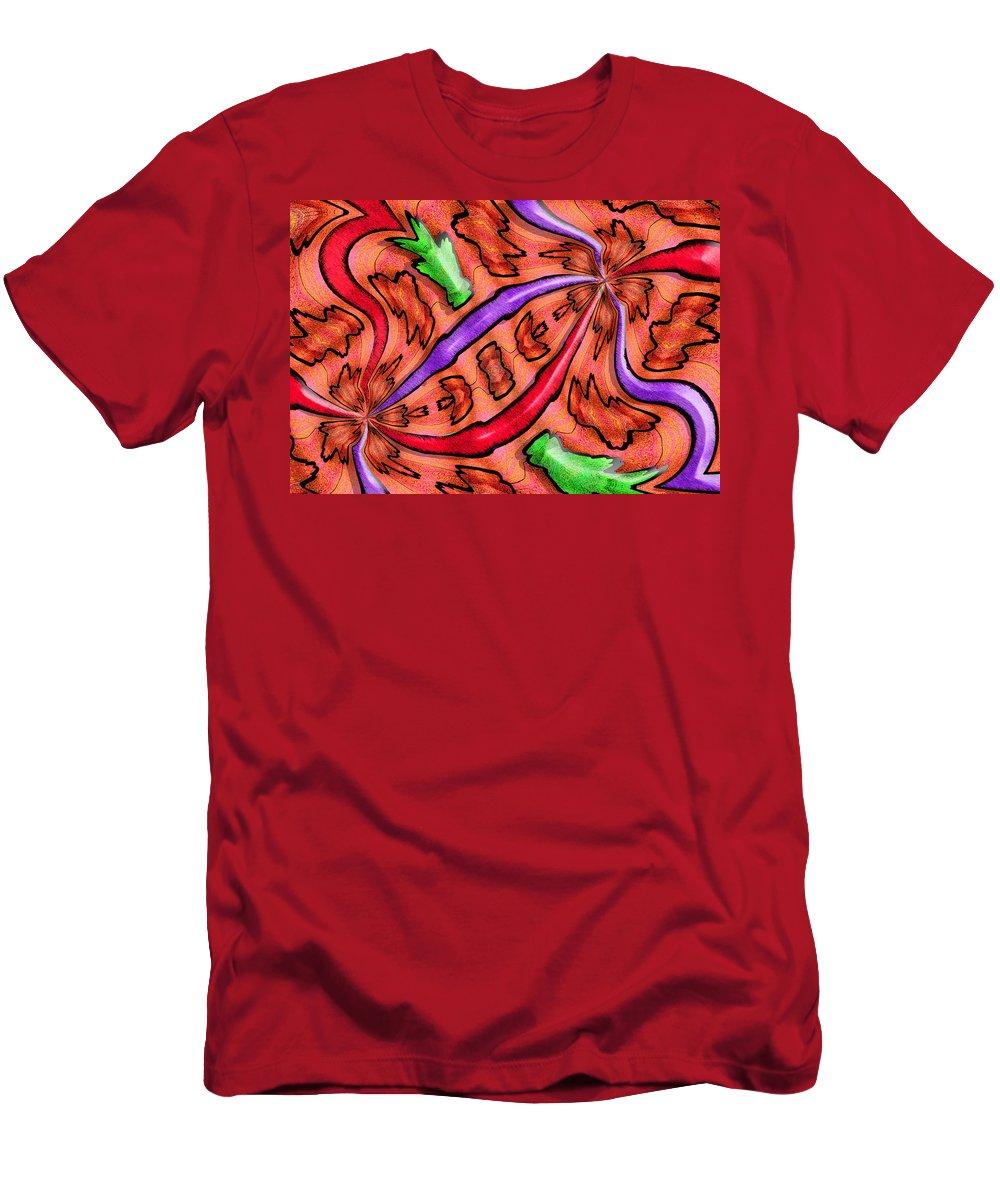 Photography Men's T-Shirt (Athletic Fit) featuring the photograph Evolucion De Las Aves by Paul Wear